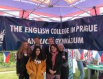 ECP team at British Embassy