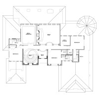 spiral staircase floor plan - 28 images - 25 best ideas ...