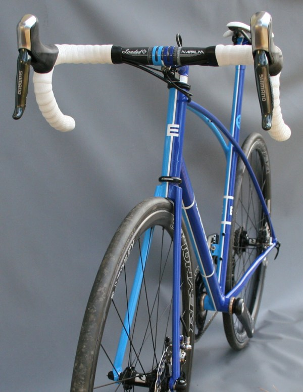 Augusto Aero Road Disc Special English Cycles