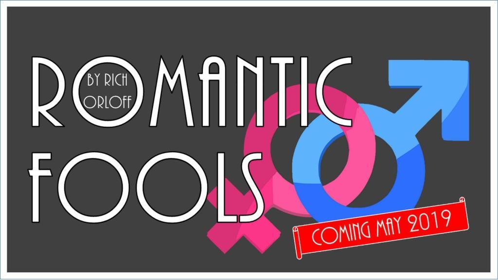 Romantic Fools Poster