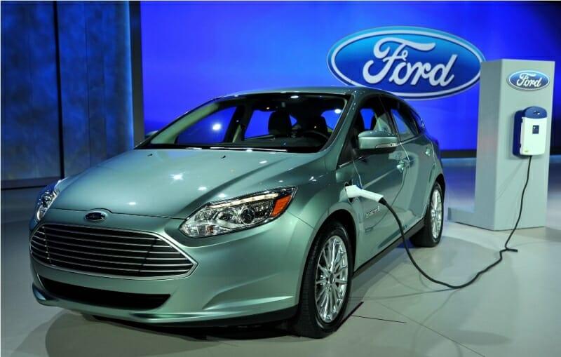 Foward thinking Ford!