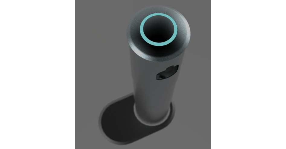 Pop-up charge point announced