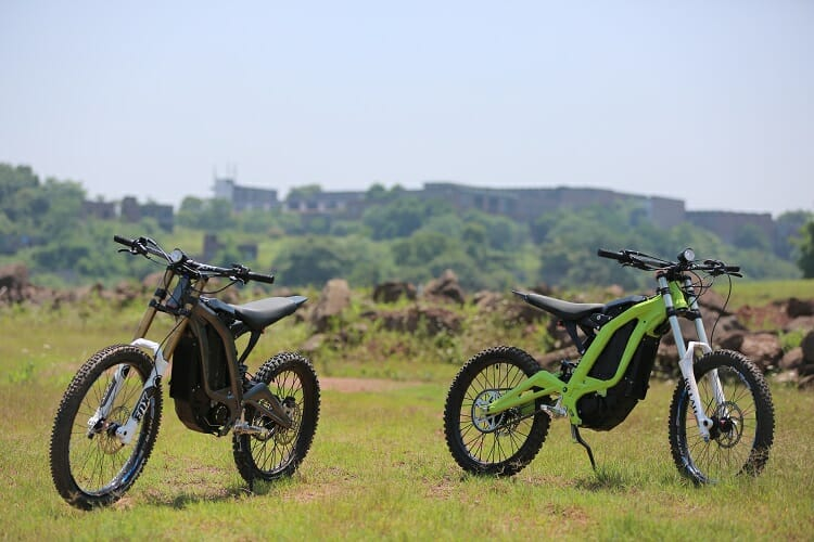 "SUR-RON e.bike ""Made Flawless"""