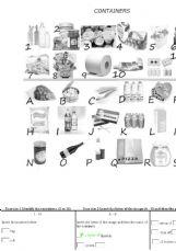 English worksheets: Shopping worksheets
