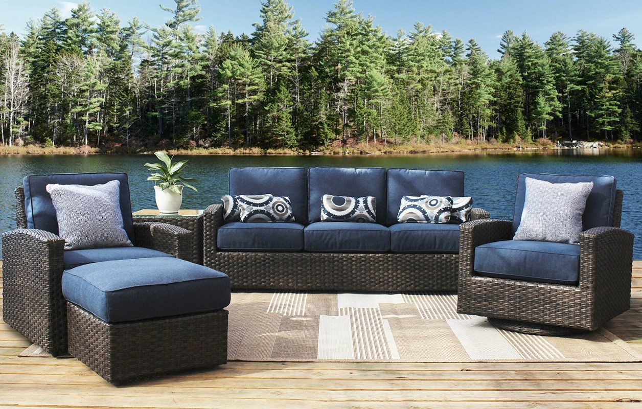 biscayne ii all weather wicker outdoor patio furniture lounge collection