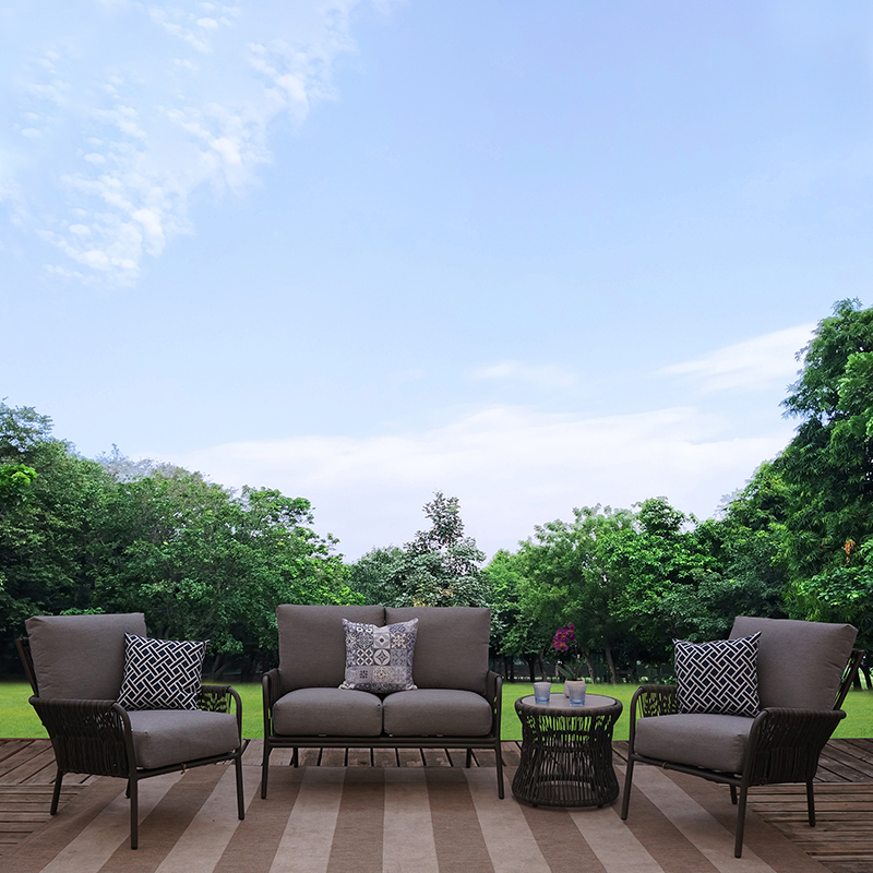 outer banks all weather wicker outdoor patio furniture lounge collection