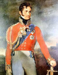 Leopold of Saxe-Coburg-Saalfield