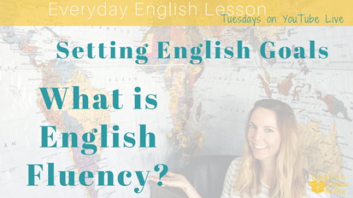 what is English fluency