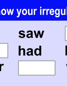 also irregular verbs english page rh englishpage