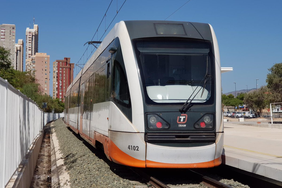 Alicante tram gets best ever review score