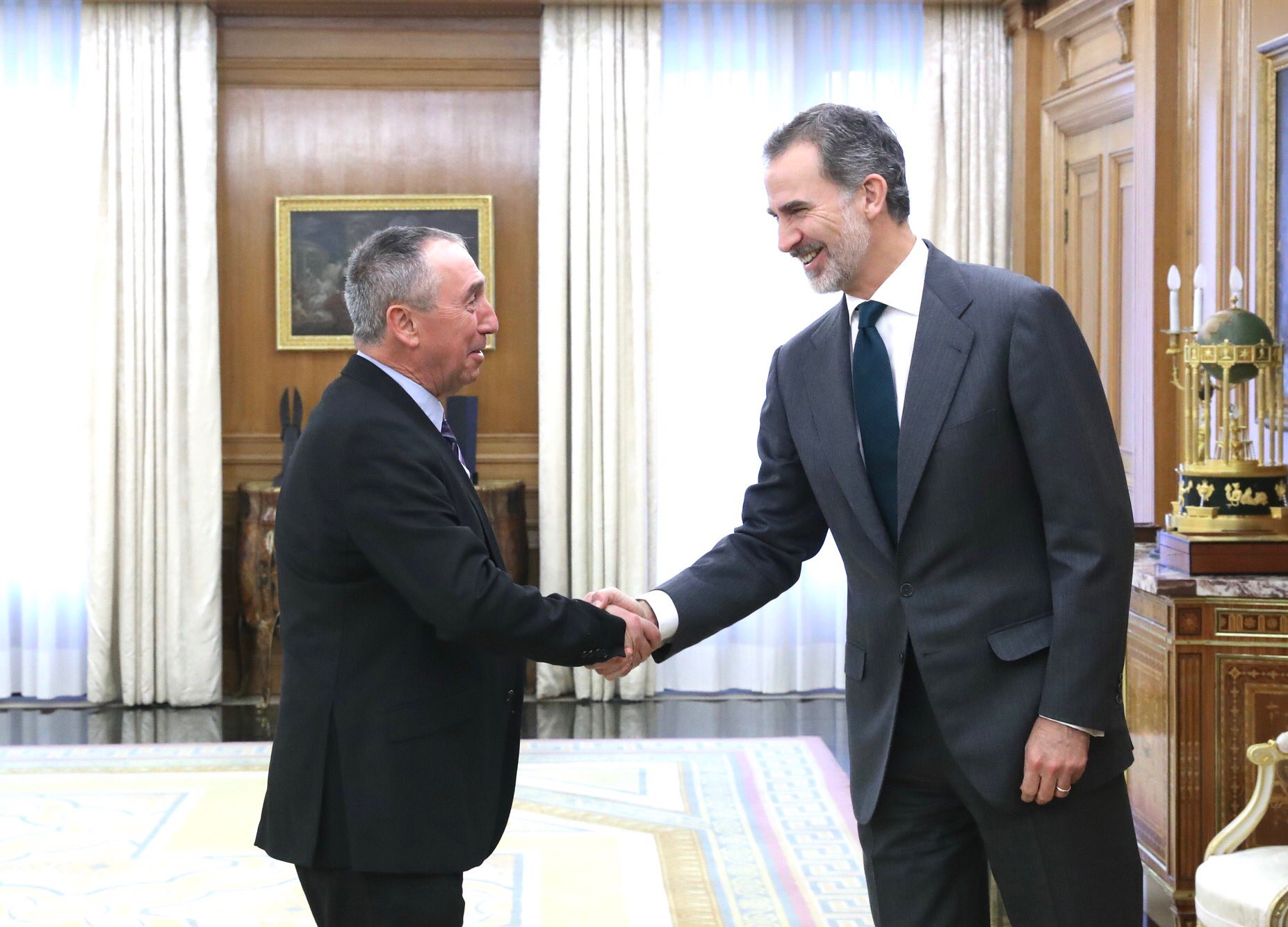 King Felipe VI to meet party leaders ahead of nominating new Government