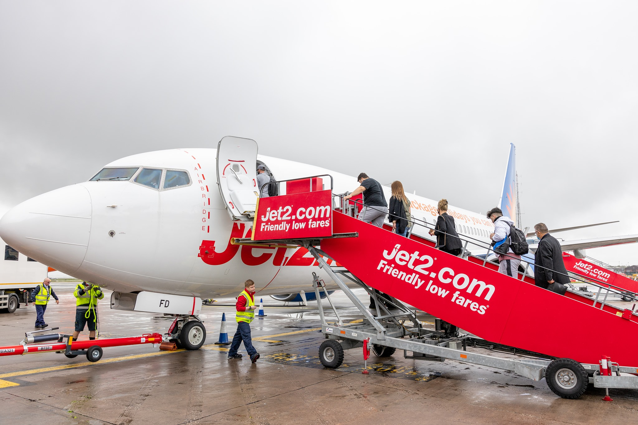 Jet2 announces refunds for passengers who cut short holidays