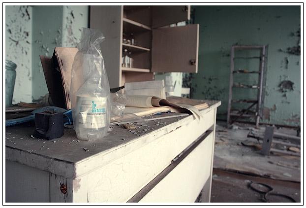 Fotos de Chernobil