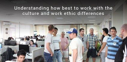 differences in work ethic