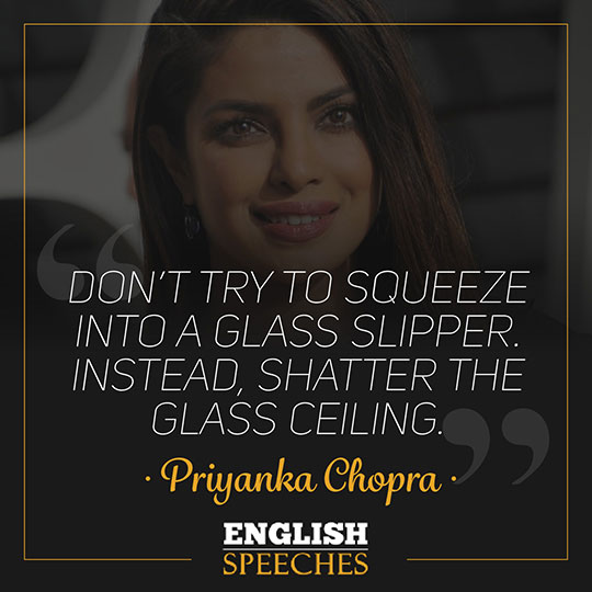 Priyanka Chopra Quote