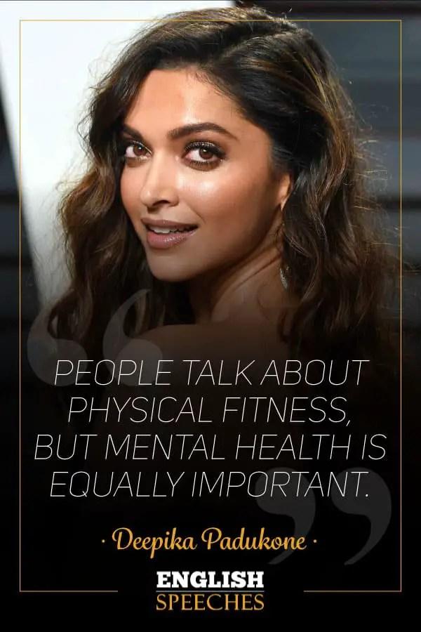 Deepika Padukone Quote