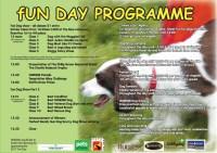Fun Day – 25/06/2017 – Programme