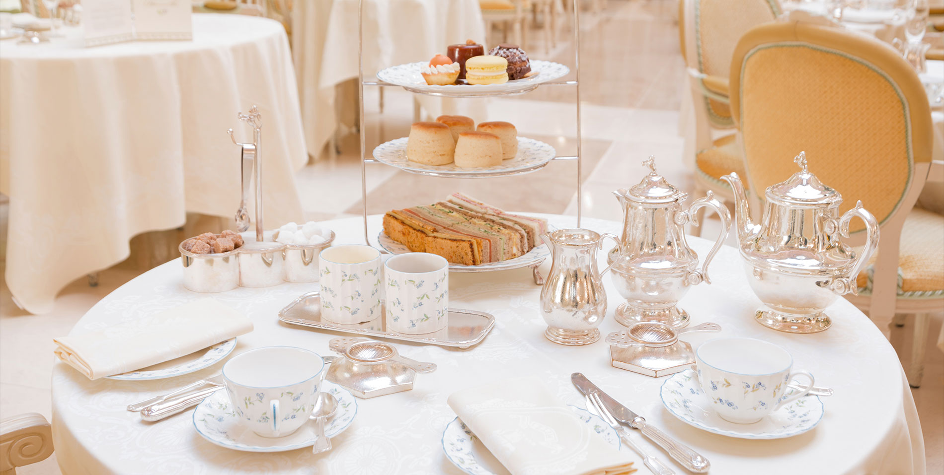 How to Create a Traditional British Afternoon Tea