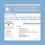 Learn English Today
