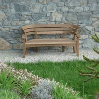 Gaze Burvill bench in landscape