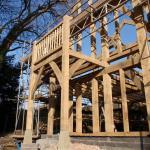 The Joinery Barn timber frame