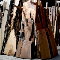 english hardwoods ready for the 50% off sale Elm waey edge