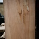 english cherry board detail for timber sale
