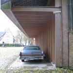 Mont D'Hor champagne housetimber head office and cool lincoln town car