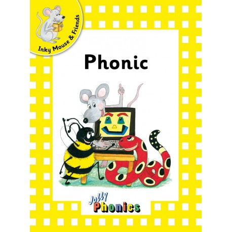 Jolly readers level 2 jolly phonics (Inky mouse & friends) - English Wooks