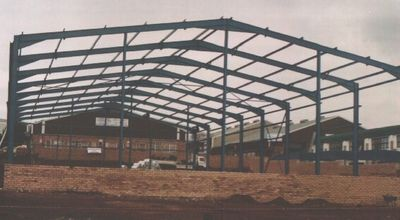 Steel Structures  Structures 2000 Pty Ltd  EngNet South Africa