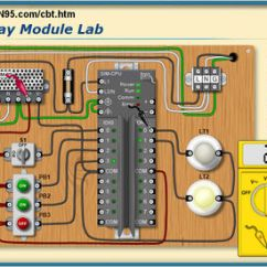 Wiring Diagram Plc Mitsubishi Light Bar Troubleshooting Training Simulation Software - Business Industrial Network Engnet