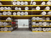 Carpet Rack - Roll Racking |Engineered Products