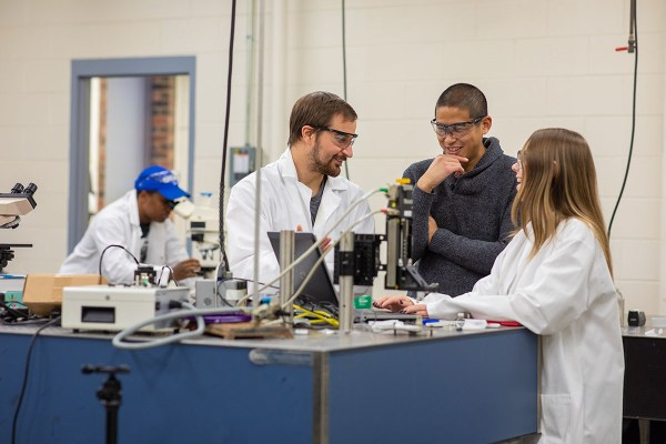 Materials Science And Engineering Program Awarded 450 000