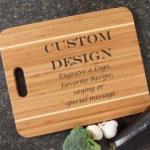 Corporate Gift Wood Cutting Board