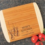 Mothers Day Engraved Cutting Board