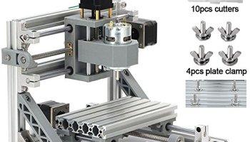 1610 GRBL control DIY mini CNC Carving Milling Engraving machine