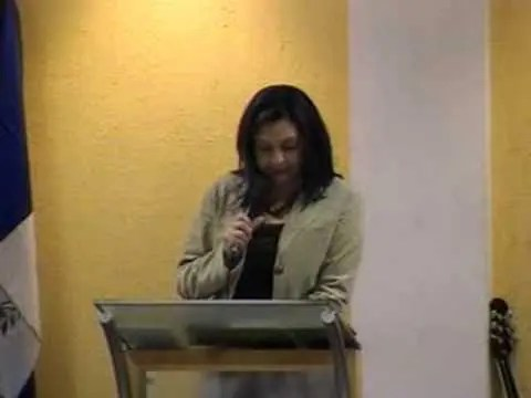 Miriam Lima de Bravo – Conociendo a Dios Como Padre – 5 de 9