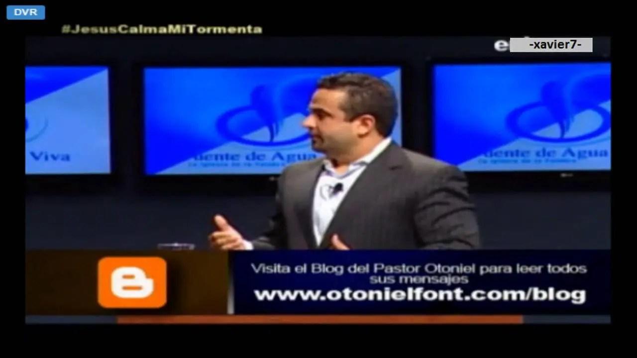 Lee más sobre el artículo Otoniel font – Jesus Calma Mi Tormenta