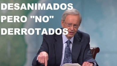 Photo of Desanimados pero no derrotados – Charles Stanley
