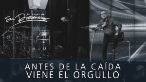 Antes de la caída viene el orgullo – Andrés Corson