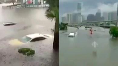 Photo of Houston Texas sufre una de las peores inundaciones por Harvey