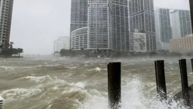 Photo of Huracán Irma inunda Miami, impactantes escenas