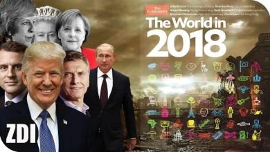 Photo of Increíbles predicciones de The Economist 2018