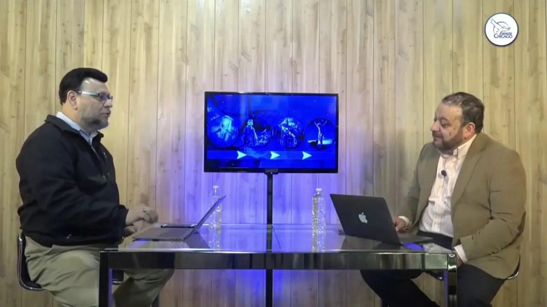 LOS ANCESTROS: Apostol Mario Rivera con el Pastor William Gordillo