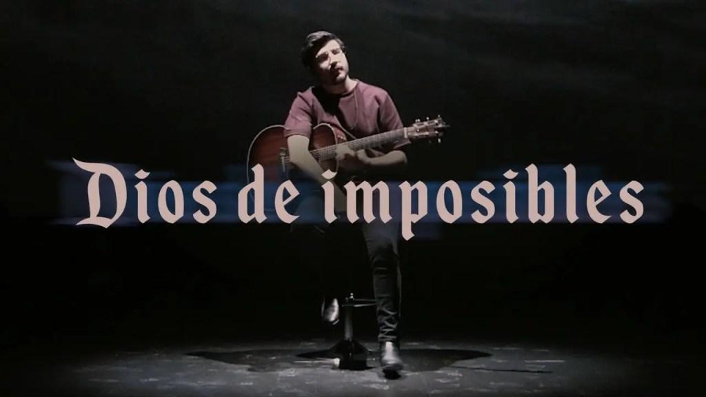 Lee más sobre el artículo Un Corazón – Dios de Imposibles (Videolyrics)