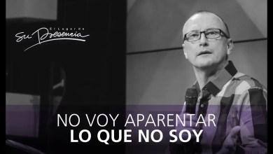Photo of No voy a aparentar lo que no soy – Andrés Corson