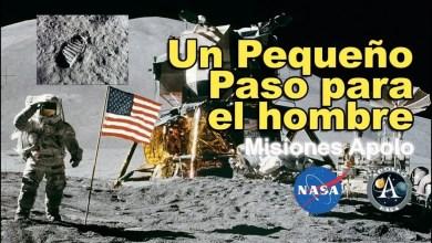 Photo of Misiones Apolo – Un pequeño paso para el hombre