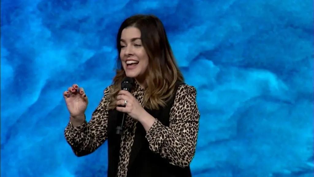 Benditos Cambios – Pastora Kelly Spyker