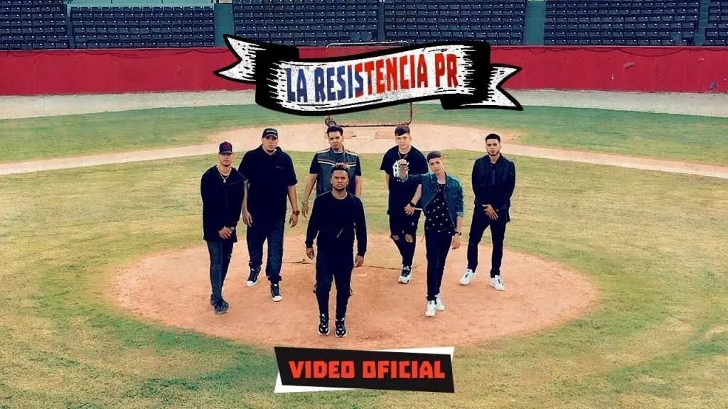 Redimi2 – La Resistencia PR (Video Oficial) ft Indiomar, Eliud, Shalom, GabrielEMC, Harold, Práctiko