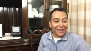 Buscad la paz con todos – Luis Bravo
